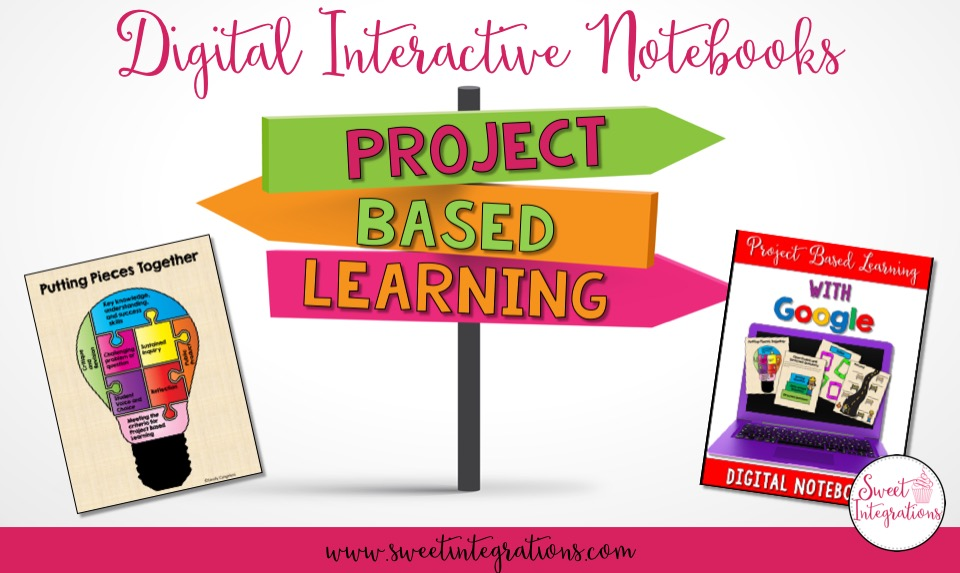 Start using project based learning interactive notebooks. Your upper elementary students will love them, and the technology component makes them even easier! Learn why your PBL time should go to interactive technology, focus on more effective driving questions, and let students focus more on inquiry. Your 3rd, 4th, 5th, and 6th grade students will get more voice and choice in their learning while you cover needed standards. {third, fourth, fifth, sixth graders, upper elementary}