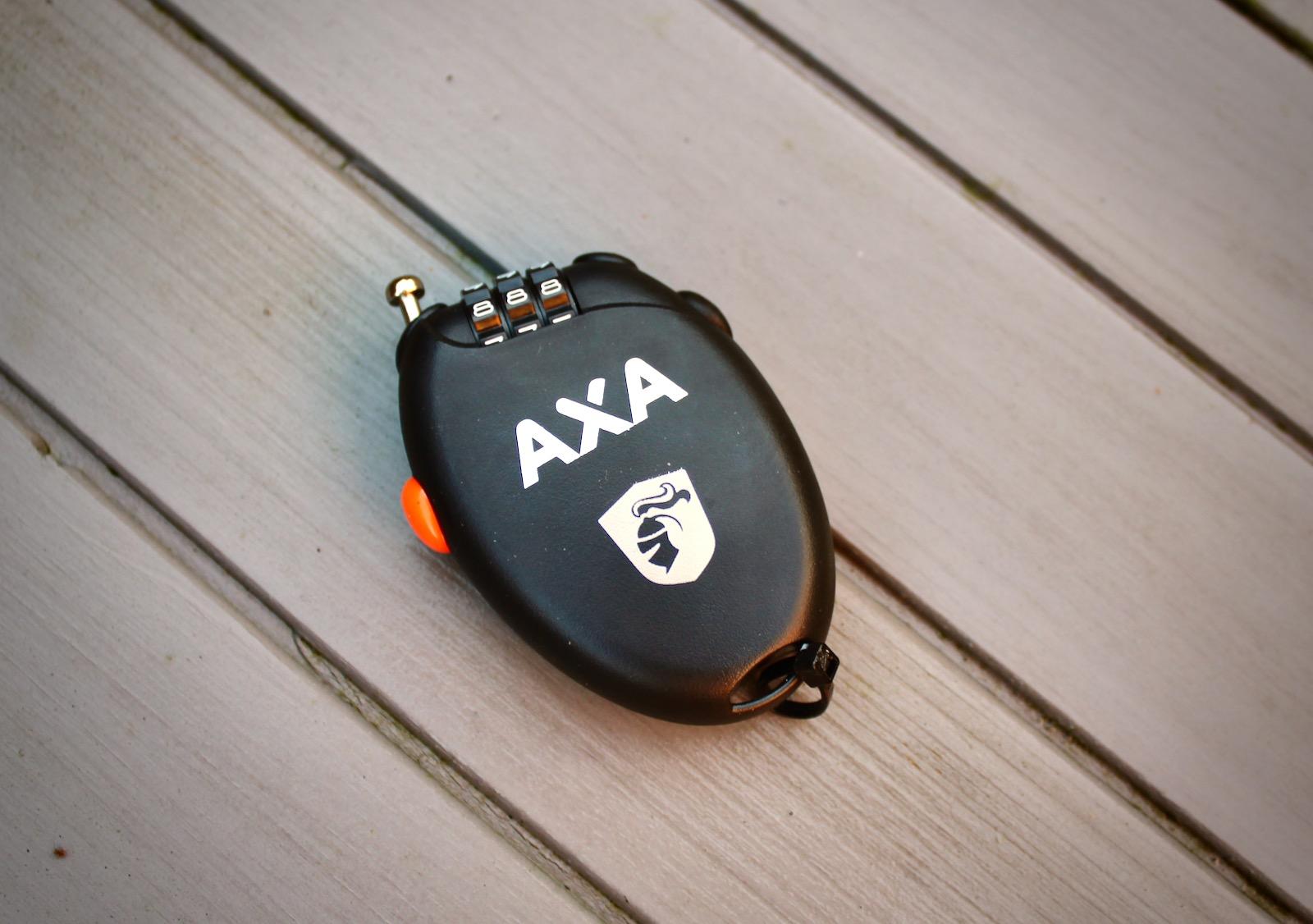 AXA Roll Mini Cable Lock
