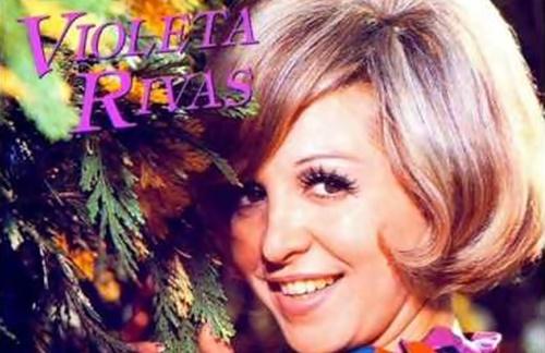 Violeta Rivas - Que Suerte