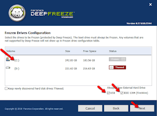 Mengatasi Laptop Lemot dengan Deep Freeze