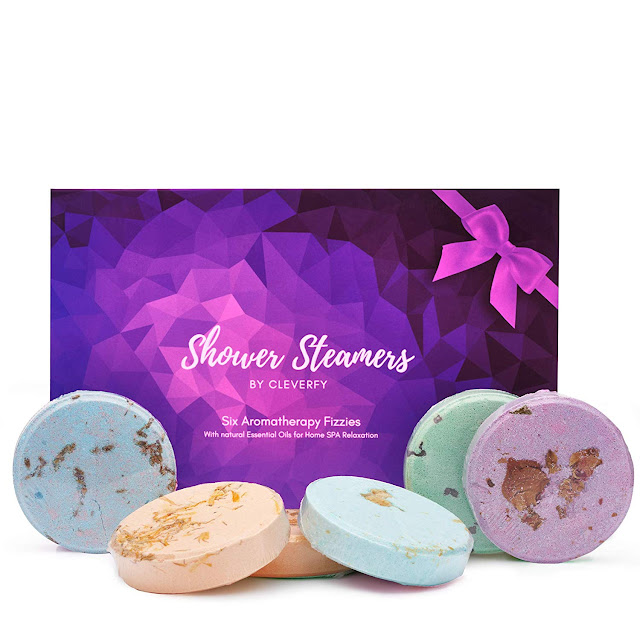 Cleverfy Shower Bombs Aromatherapy