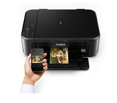 The to a greater extent than various the postulate printing upwards to the weight of heavy piece of job loads makes everyone ne Canon PIXMA MG3670 Review New Features 2019