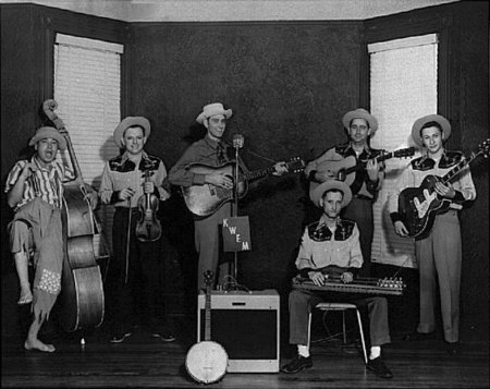 Doug Poindexter and The Starlite Wranglers