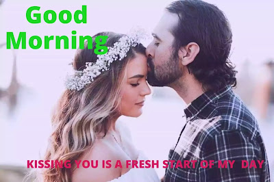 Kissing Good Morning Images