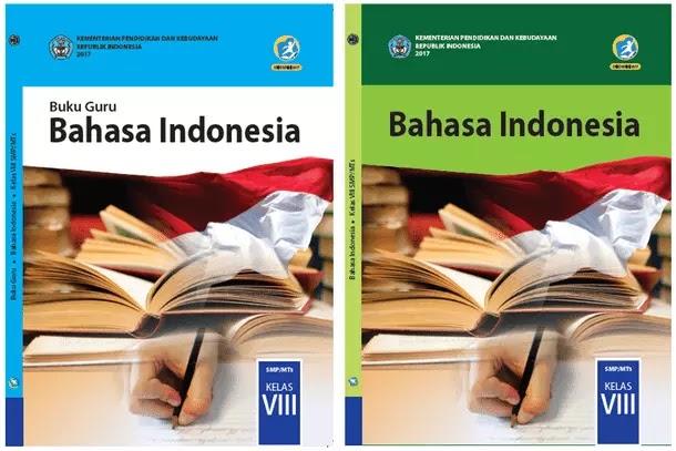 Buku Bahasa Indonesia Kelas 8 SMP/MTs Kurikulum 2013 Revisi 2017