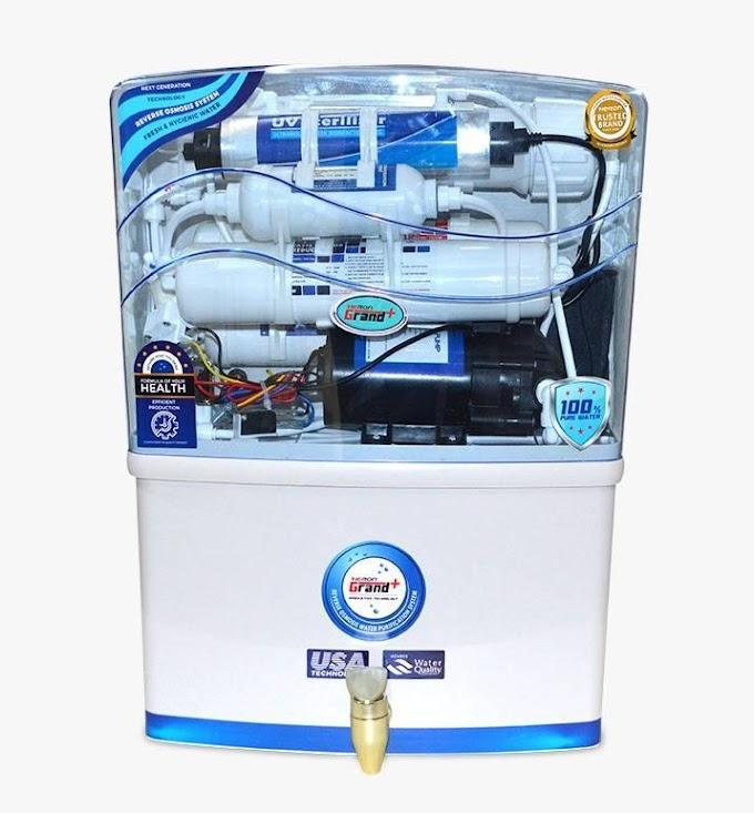 HERON GRAND PLUS    RO+UV+UF   7 STAGE WATER FILTER