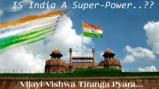 india try to become world super power