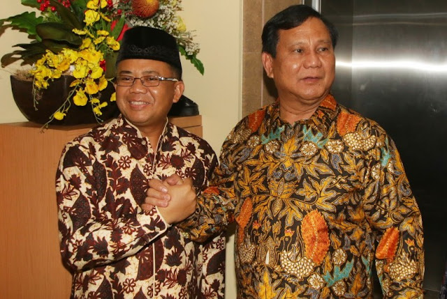 PKS dan Prabowo di Ambang Pecah Kongsi, Ini Tanda-tandanya