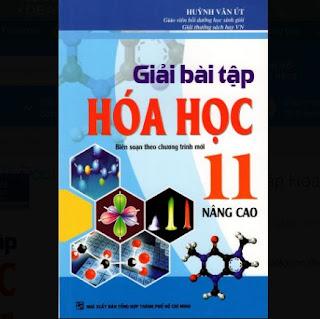 Giải Bài Tập Hóa Học Lớp 11 (Nâng Cao) ebook PDF-EPUB-AWZ3-PRC-MOBI