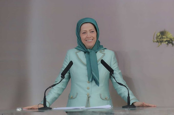 What is PMOI's message for the younger generation?