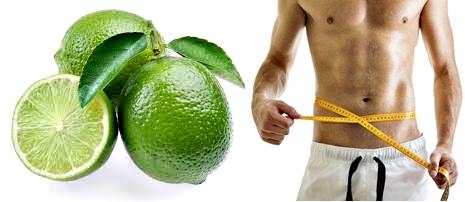 Consumir limón adelgazar quemar grasa hombre