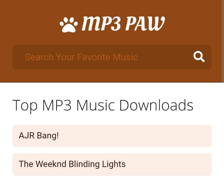 Mp3Paw 2021: Download Free New Mp3 Songs & Video
