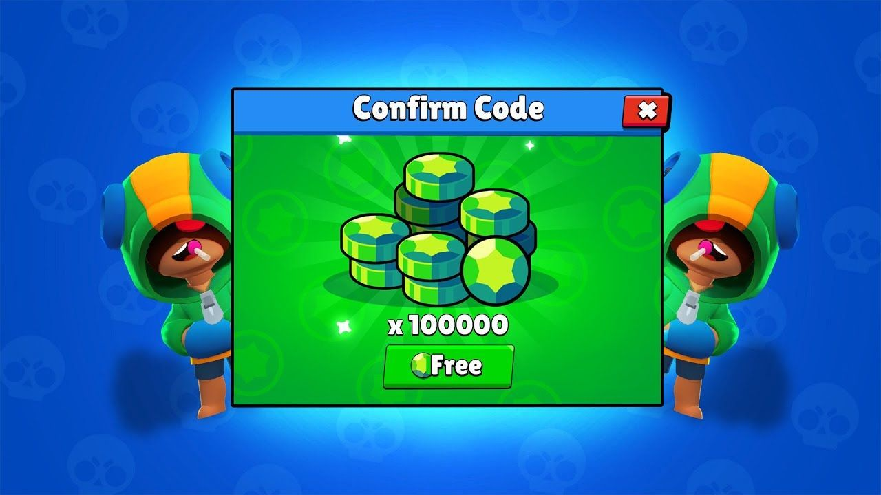Brawl Stars - how to get free gems (crystals)