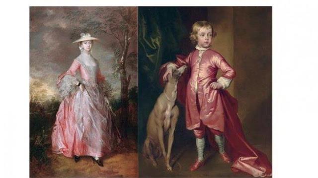 Dibalik Warna Pink yang Identik Dengan Perempuan, Begini Sejarahnya