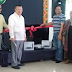 USAID donates big flat-screen TV sets, computer sets, other equipment to MSU