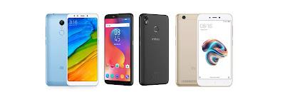 Best Phones to Buy under Rs 10,000 in India (2018)