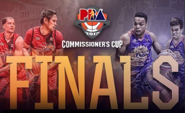 LIVESTREAM: TNT vs San Miguel Game 1 PBA Finals 2017