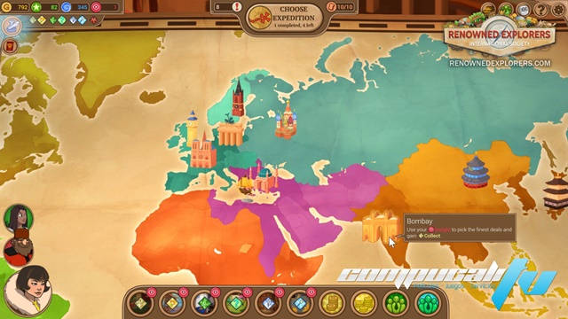 Renowned Explorers International Society PC Game