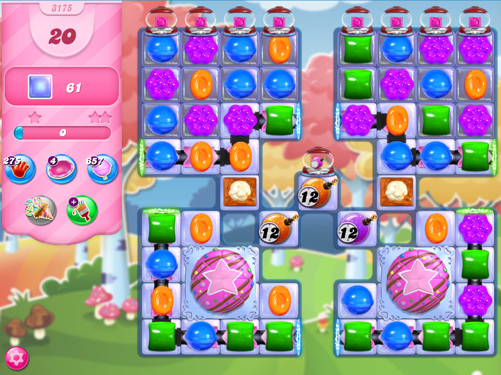 Candy Crush Saga level 3175