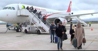 العربية للطيران المغرب تستأنف رحلاتها الجوية ما بين المغرب وأوروبا ابتداء من يوم الثلاثاء