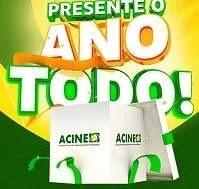 Acine Nova Esperança Promoção Presente Ano Todo - 8 Honda Biz