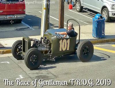The Race of Gentlemen T.R.O.G. 2019 in Wildwood, New Jersey