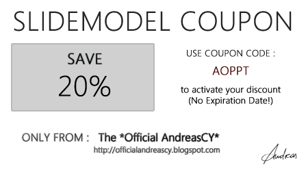 SlideModel Coupon Code