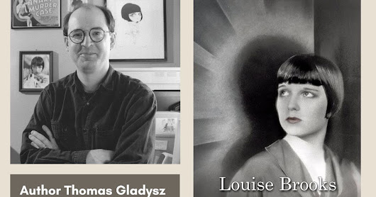 Louise Brooks event at Folsom Public Library on September 29
