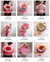 florist jakarta, jual handbouquet mawar, Jual Handbouquet Valentine,