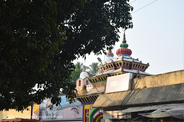 Beautiful View of Khirachora Gopinath Temple