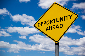 The opportunity needs you prepared
