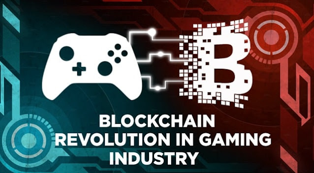 gaming blockchain technology video games in-game purchases crypto