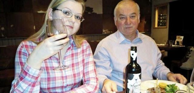 Спецслужби зацікавились росіянином, який прилетів до Лондона на одному літаку з донькою Скрипаля
