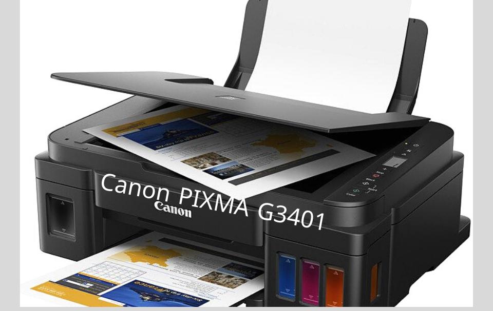 Canon PIXMA G3401