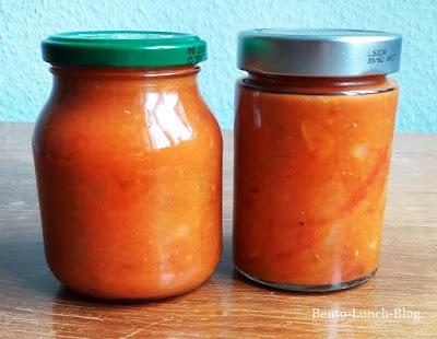 Rezept: Fruchtige Orangen-Tomatensoße