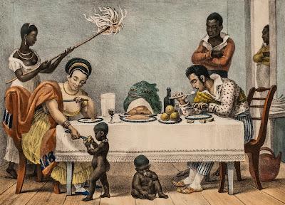 """A escravidão no Brasil acabou oficialmente no século XIX, mas continua a existir na """"alma branca"""" escravagista de muita gente."""