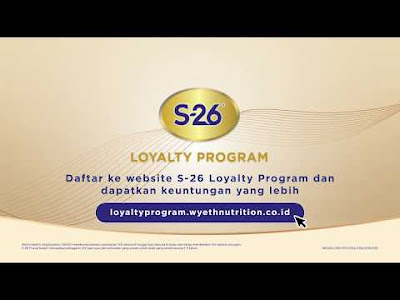 Wyeth nutrition loyalty program
