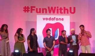 Keeping Fun Always On With Vodafone 'U' Prepaid Packs #FunWithU