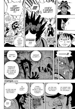 One Piece Mangá 858