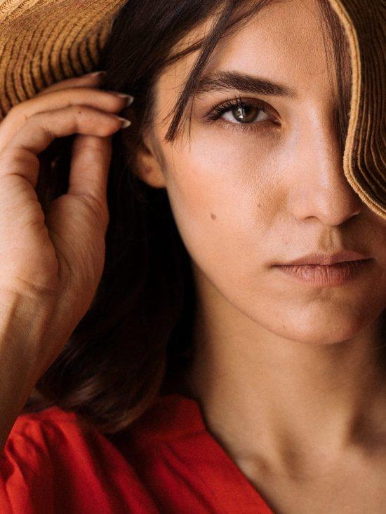 Babak Fatholahi 500px arte fotografia mulheres modelos fashion beleza olhares escondendo rosto