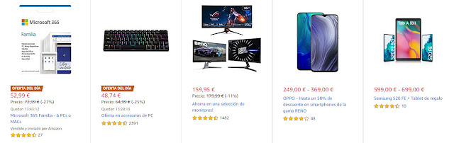 chollos-27-10-amazon-once-ofertas-destacadas-dos-del-dia-una-flash