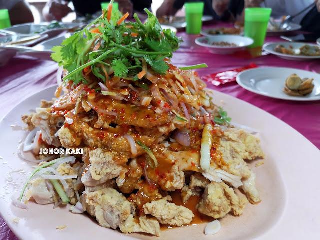 Thai Style Fried Chicken