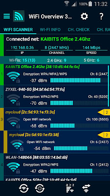 تطبيق WiFi Overview 360 Pro للأندرويد, WiFi Overview 360 Pro apk, برنامج إدارة شبكة الواي فاي, برنامج كشف الشبكات المخفية للاندرويد, برنامج إدارة الشبكات المنزلية, اظهار الشبكات المخفية wifislax للاندرويد