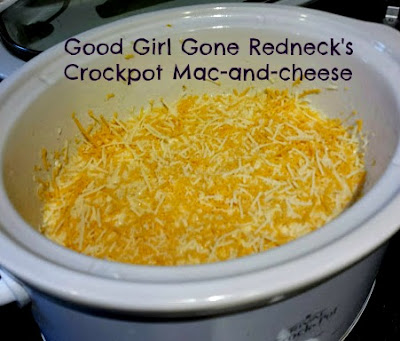 crockpot, slow cooker, macaroni and cheese, side dish, dinner, holidays, pasta, cheesy goodness
