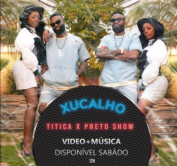 Titica Feat. Preto Show - Xucalho  (Afro House) [Download]
