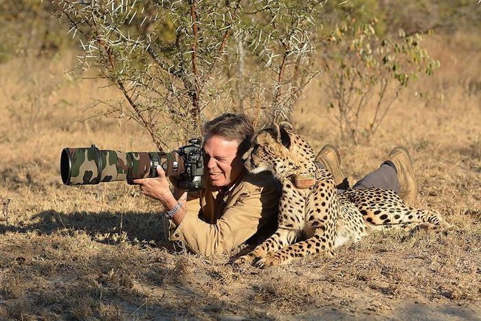 Ulah Lucu Para Hewan yang Mau di Foto