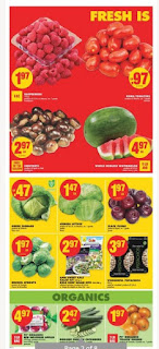 No frills flyer this week November 9 - 15, 2017