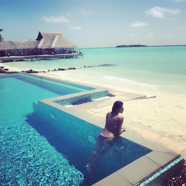Anchor Archana Vijaya Latest Hot Bikini Pics Actress Trend