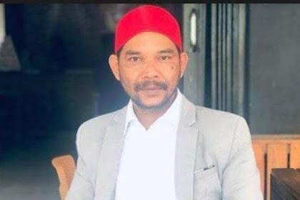Azhari Cagè: Meuna Tan Surat Peubateu Qanun Bendera Aceh Bak Kemendagri