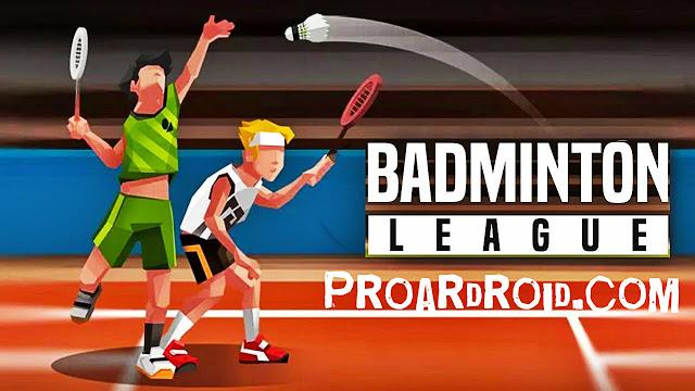 تحميل لعبة التنس الريشة Badminton League النسخة المعدلة
